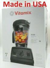 Vitamix Explorian Series Blender E320 + 64 oz Low Profile Container Recipe Book✅