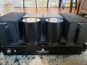 Mitsubishi DA-A10DC Stereo Power Amplifier