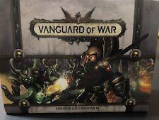 Vanguard Of War Harbinger Expansion New Sealed Archon Studios High Quality Scifi