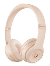 Beats by Dr. Dre Solo3 Wireless On the Ear Headphones - Matte Gold