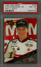 1994 High Gear Day 1 Gold #183 Dale Earnhardt Jr. RC Rookie PSA 8 NM-MT Card