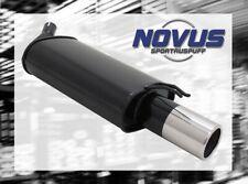 NOVUS Sportauspuff Gruppe N ESD 1x 90mm Renault Twingo 1