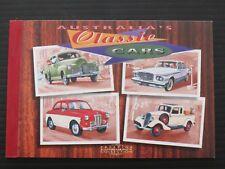 Australia's Classic Cars 1997 Prestige Booklet