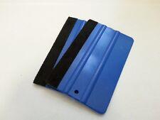"x2 5"" Felt Edge Squeegee Vinyl Decal 3M Wrap Window Tint Application Tool"