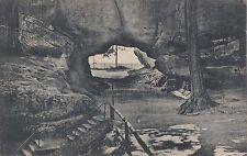 Ansichtskarte - Kuhstall