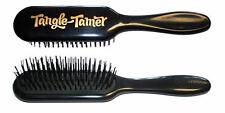 Denman D90 BLACK TANGLE più docile Children's DETANGLING Spazzola per capelli
