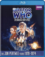 Doctor Who - Spearhead from Space (Jon Pertwee New Blu