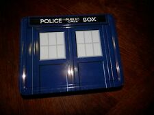 Dr. Who Police Public call Box Metal Lunch box
