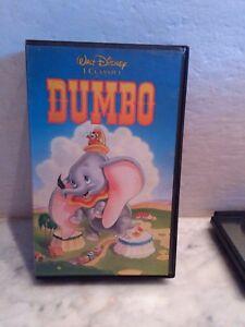VHS film DUMBO 1992 animazione WALT DISNEY VS 4357 i classici