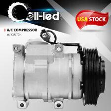 AC Compressor /& A//C Repair Kit For Honda Odyssey 2005 2006 2007 BuyAutoParts 60-80431RK New