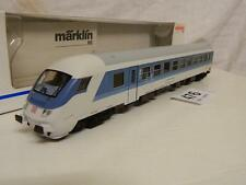 Marklin HO 3 Rail DB 2nd Class InterRegio Cab Control Coach Bx 43300