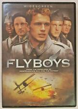 Flyboys (DVD, 2007, Widescreen)