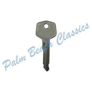 Mercedes Benz 190SL W121 New Trunk Blank Key
