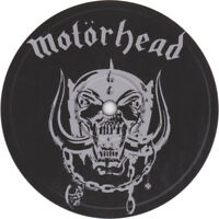Motorhead - Iron Fist. Record label vinyl sticker