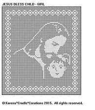 CRUISE SHIP Filet Crochet Pattern