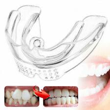 Orthodontic Teeth Retainer Dental Straighten Corrector Braces Mouth Guard Kit