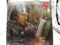 Johnny Cash Sings Precious Memories LP C33087 1975 Shrink VG+_cover VG+