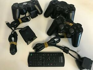 Various Controllers, Attachments, Buzz, Singstar for the Playstation 2 Tested