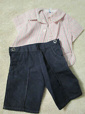Doll Terri Lee Jerri Lee Clothing Shirt and Clam Digger Pants Tagged 1950s