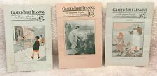 1935 - 1936 Graded Bible Lessons - Southern Baptist Convention Series
