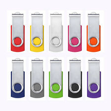 10pack 64mb USB 2.0 Flash Memory Stick Drive U Disk Gift Wholesale BESTRUNNER AU