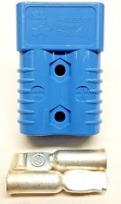 6326G5 Anderson Original SB 175 Battery Connector Blue #2 AWG