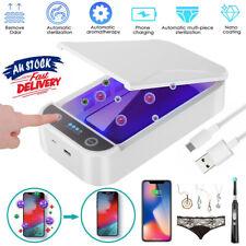 Portable UV Ultraviolet Light Sterilizer Disinfection Box for Phone Jewelry USB