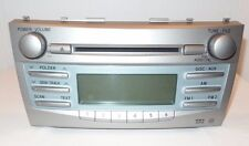 09 TOYOTA Corolla AM FM Stereo/ CD Player Factory OEM WMA MP3 Fujitsu Ten Parts
