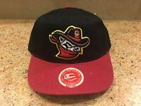 MiLB Minor League Baseball OC Sports Quad City River Bandits YOUTH Hat NWT