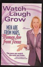 "Cybill Shepherd--2000 ""Men Are From Mars, Women Are From Venus"" Advertisement"