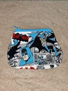 Handmade Coin Purse Batman