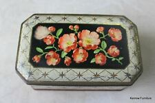 More details for vintage tin & sewing contents