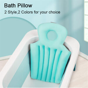 Neck & Back Relax Non-Slip Bathtub Cushion Full Body Bathing Pad Bath Pillow