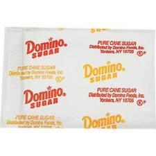 2,000 ct Domino Pure Cane Sugar Packets Extra Fine Granulated Sugar