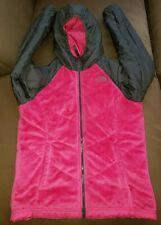 THE NORTH FACE Reversible Fuzzy Soft Jacket  Coat Girls SZ LG