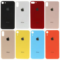 Battery Glass Cover Housing Back Door Replacement For iPhone XS iPhone XS Max XR