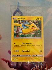 Pokemon TCG Pikachu SM04 Sealed Target Black Star Promo NM/M