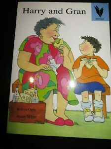 Wings Harry and Gran  by Robyn Opie & Annie White  PB 1st ed., 2005 Out of Print