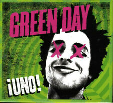 Green Day ‎– ¡UNO! CD & Small Tee  Reprise 2012 NEW/SEALED