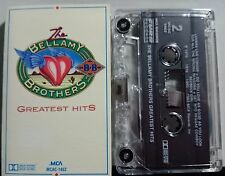 The Bellamy Brothers `Greatest Hits`Cassette MCAC-1462 Country Rock Pop 1985