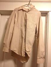 Ralph Lauren Polo Jeans Co. Button Shirt Authentic Dry Goods Large 100% Cotton