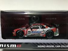 Genuine Nismo Xanavi Nismo GT-R (#23 JGTC 2003) Model 1/64 Scale