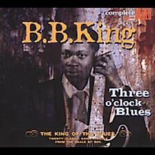 Three O'Clock Blues by B.B. King (Vinyl, Jun-2017, Wagram)