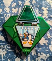 2020 Disney 20th Anniversary of Pin Trading Donald Duck Pin LE 4000 NEW