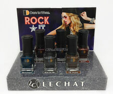 ON SALE - LECHAT Nail Lacquer- MINI - ROCK IT Collection - 6 Colors x 0.25 oz