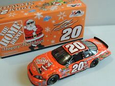 MOTOR SPORTS AUTHENTIC # 20 TONY STEWART.1:24 SCALE HAPPY HOLIDAYS 2006 MONTE SS