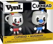 Cuphead - Cuphead + Mugman  - Funko Vynl Figuren