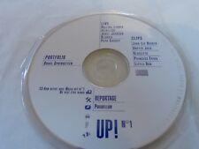 Rolling Stones - METALLICA - JANET JACKSON - BLONDIE RARE CD PROMO !!!FRANCE