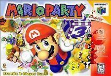 Mario Party (Nintendo 64, 1999)