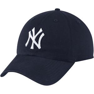 MLB New York Yankees Hat Men's Adjustable Clean Up Cap by Fan Favorite